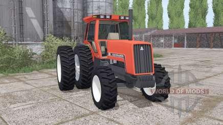Allis-Chalmers 8050 dual rear for Farming Simulator 2017