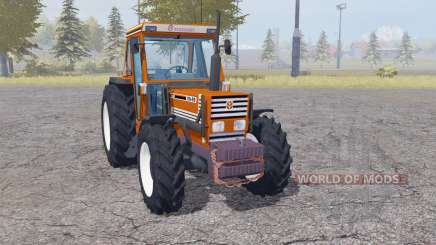 Fiatagri 110-90 DT front loader for Farming Simulator 2013