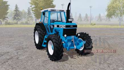 Ford 8630 Power Shift 4x4 for Farming Simulator 2013