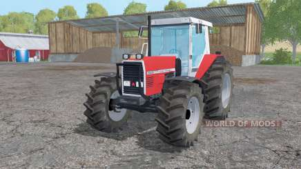 Massey Ferguson 3080 twin wheels for Farming Simulator 2015