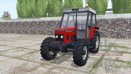 Zetor 5245 interactive control for Farming Simulator 2017
