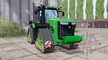 John Deere 9560RX green for Farming Simulator 2017