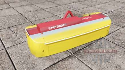 Pottinger Novaalpin 301 T v2.1 for Farming Simulator 2017