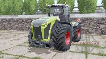 CLAAS Xerion 5000 Trac VC 2009 for Farming Simulator 2017