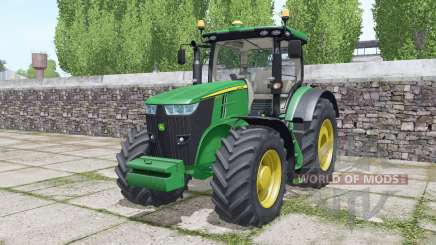 John Deere 7290R configure for Farming Simulator 2017