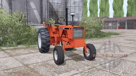Allis-Chalmers 200 dual rear for Farming Simulator 2017