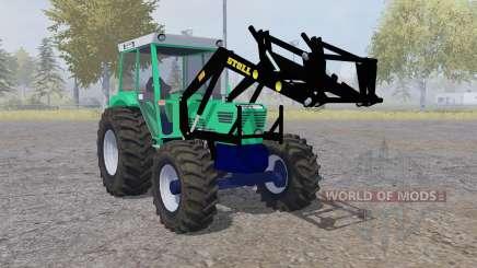 Torpedo TD 75 06 front loader for Farming Simulator 2013