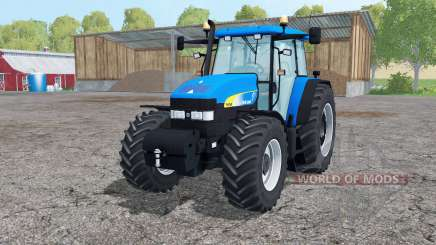 New Holland TM 155 2002 for Farming Simulator 2015