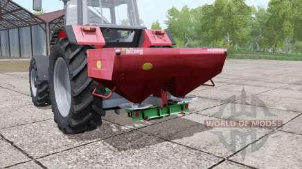 Unia MX 850 for Farming Simulator 2017