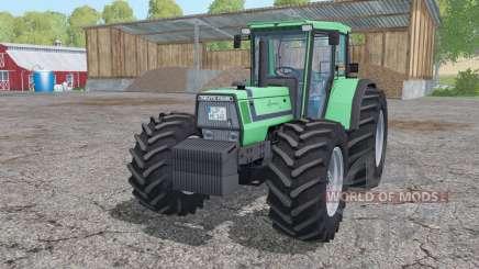 Deutz-Fahr Agrosun 140 weight for Farming Simulator 2015