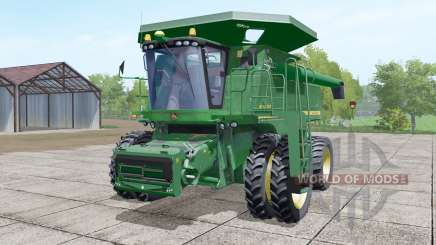 John Deere 9770 STS paired front wheels for Farming Simulator 2017
