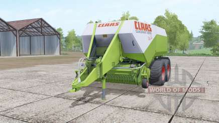 Claas Quadrant 2200 RC v1.1 for Farming Simulator 2017