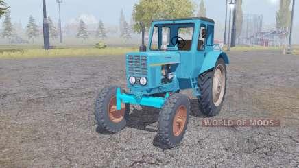 MTZ 50 Belarus soft blue for Farming Simulator 2013