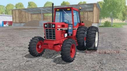 International 1086 dual rear for Farming Simulator 2015