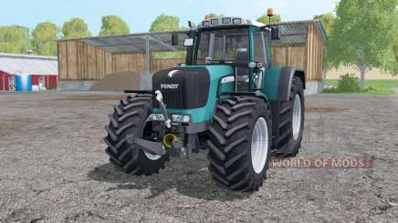 Fendt 930 Vario TMS animаtion parts for Farming Simulator 2015