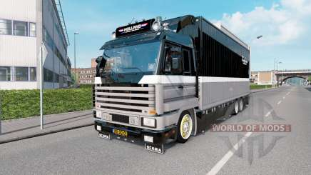 Scania R143M Topline The Old Pirate for Euro Truck Simulator 2