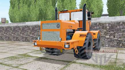 Kirovets K-701 with the choice of engine for Farming Simulator 2017