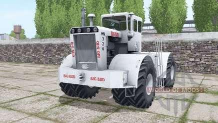Big Bud HN 320 1976 twin wheels for Farming Simulator 2017