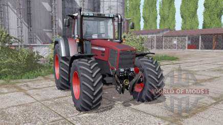 Fendt Favorit 816 Turboshift twin wheels for Farming Simulator 2017