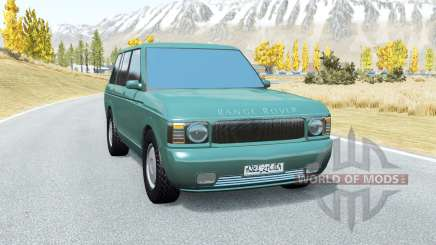 Land Rover Range Rover Vogue 1992 for BeamNG Drive
