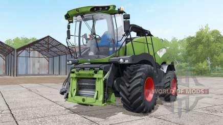 Fendt Katana 85 retexture for Farming Simulator 2017