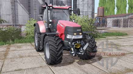 Case IH Puma 185 CVX new lights for Farming Simulator 2017