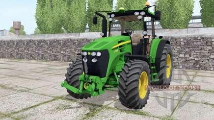 John Deere 7730 motor selection for Farming Simulator 2017