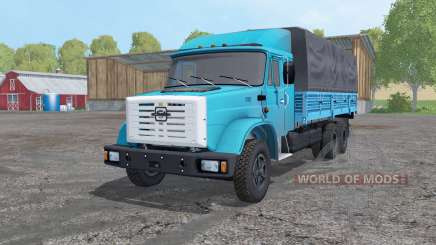 ZIL 133Г40 for Farming Simulator 2015