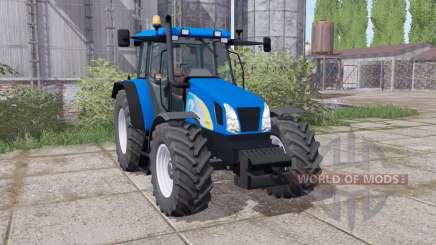 New Holland T5070 rundumleuchten for Farming Simulator 2017