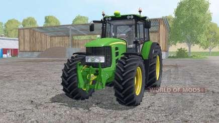 John Deere 7430 Premium 2007 for Farming Simulator 2015