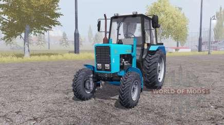 MTZ Belarus 82.1 PKU-0.8 for Farming Simulator 2013