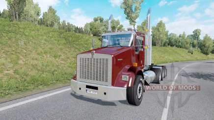 Kenworth T800 1992 for Euro Truck Simulator 2