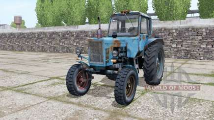 MTZ 80 Belarus with animation parts for Farming Simulator 2017
