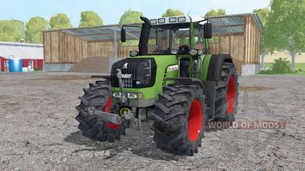 Fendt 930 Vario TMS animation parts for Farming Simulator 2015