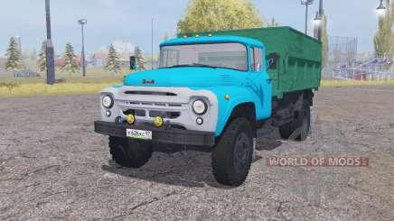 ZIL MMZ 554 1972 v2.0 for Farming Simulator 2013