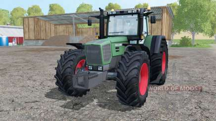 Fendt Favorit 824 Turboshift front weight for Farming Simulator 2015