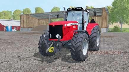 Massey Ferguson 6495 Dyna-6 2004 for Farming Simulator 2015