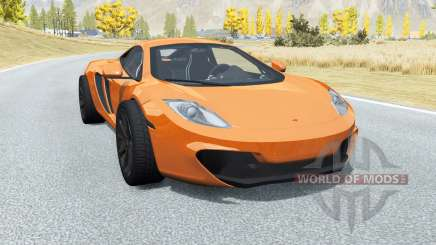McLaren MP4-12C 2011 for BeamNG Drive