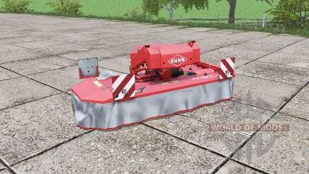 Kuhn FC 313 F v1.1 for Farming Simulator 2017