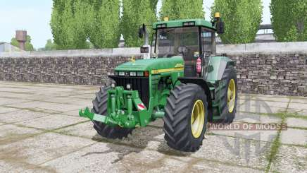 John Deere 8410 design option for Farming Simulator 2017