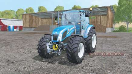 New Holland T4.85 for Farming Simulator 2015