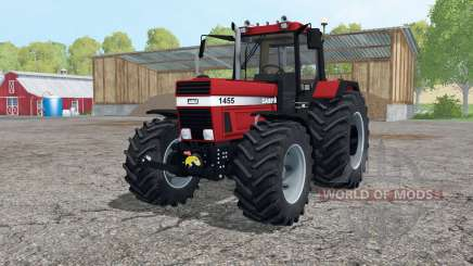 Case IH 1455 XL animation parts for Farming Simulator 2015