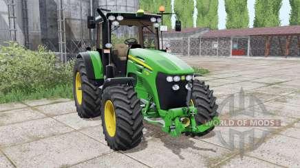 John Deere 7730 interactive control for Farming Simulator 2017