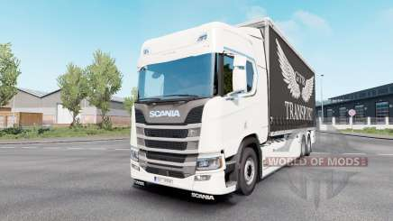 Scania S 730 Highline Tandem v1.1 for Euro Truck Simulator 2