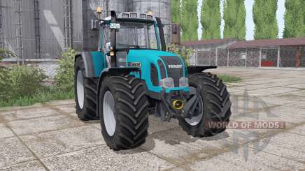 Fendt Favorit 916 interactive control for Farming Simulator 2017