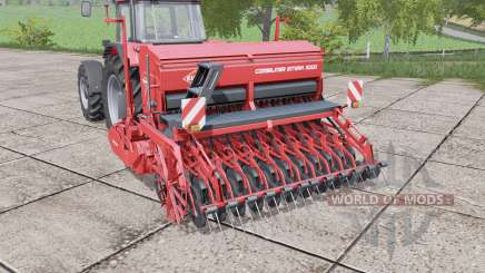 Kuhn Sitera 3000 and HR 304 D for Farming Simulator 2017