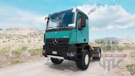 Mercedes-Benz Arocs 2045 2013 for American Truck Simulator