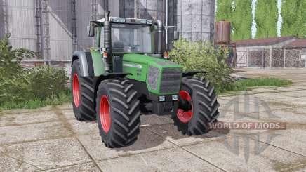 Fendt Favorit 818 Turboshift more configurations for Farming Simulator 2017