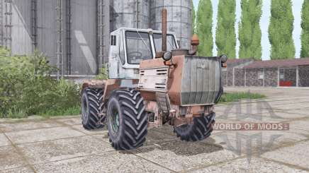 T-150K the animation parts for Farming Simulator 2017
