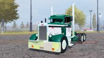 Peterbilt 281 v1.2 for Farming Simulator 2013